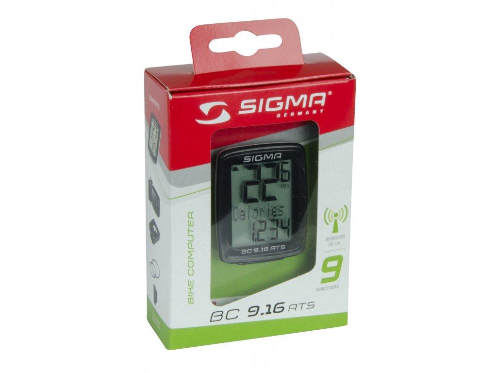 počítač SIGMA BC 9.16 ATS