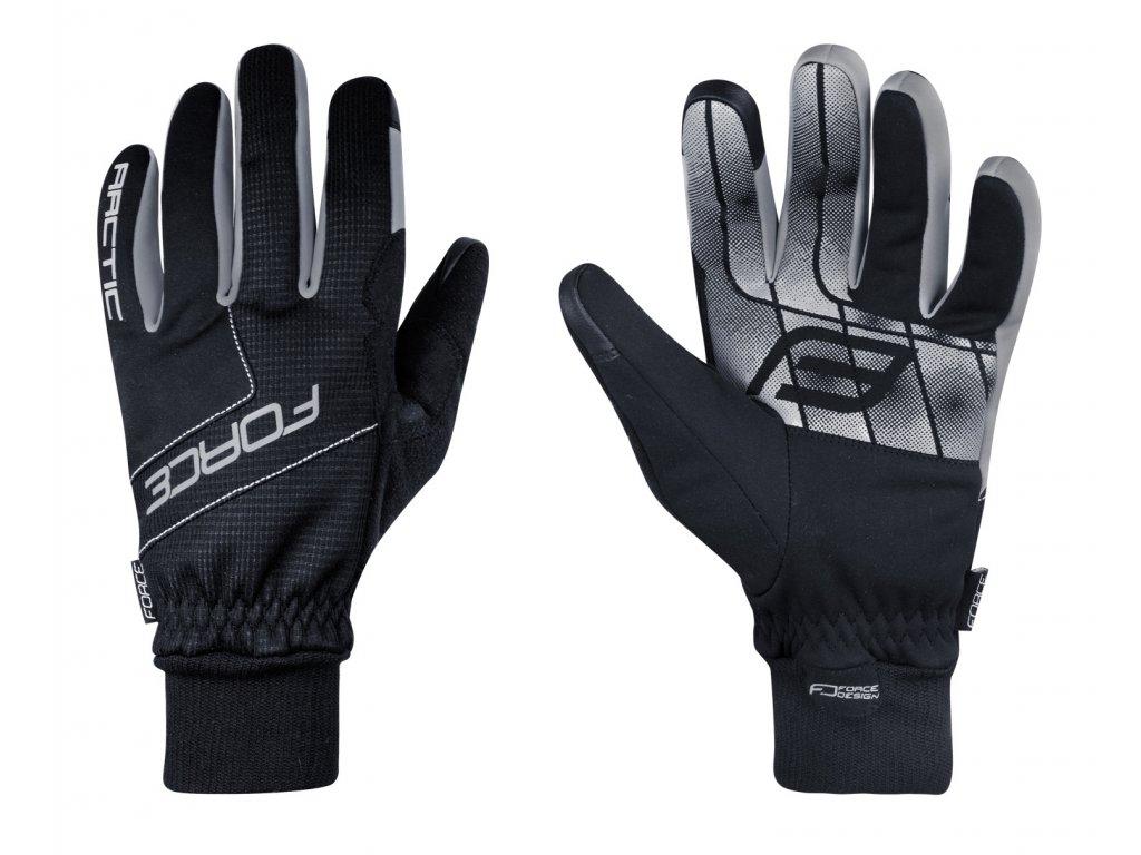 rukavice zimní FORCE ARCTIC