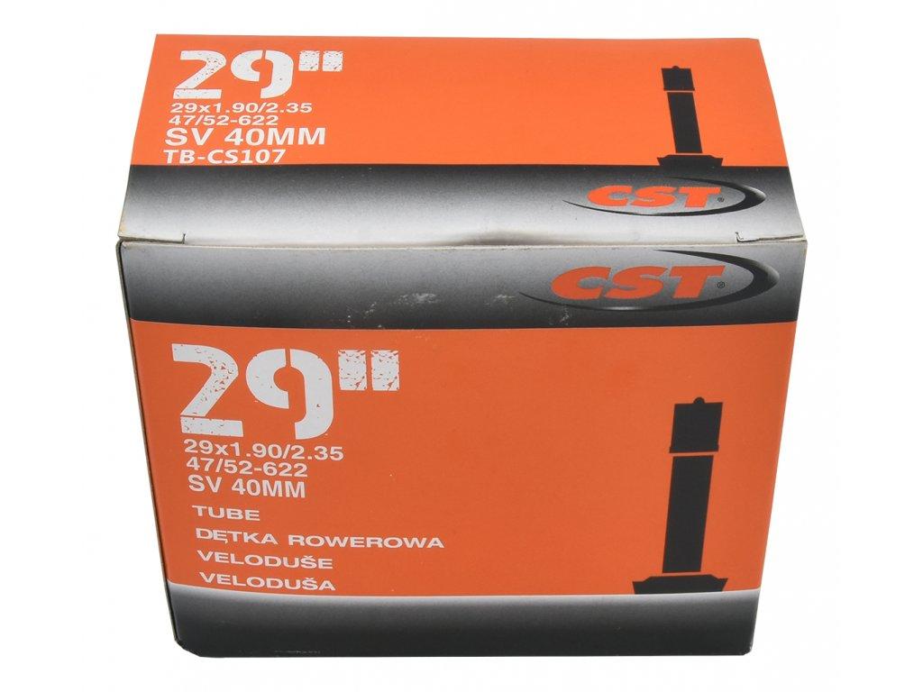 duše MRX 29x2,10-2,35 AV 40mm