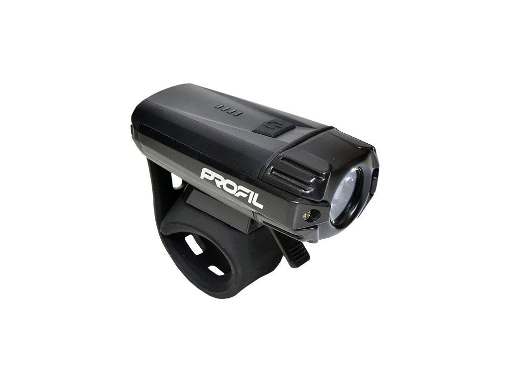 světlo přední PROFIL JY-7028 XEP USB 120lm