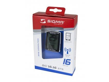 počítač SIGMA BC 16.16 STS