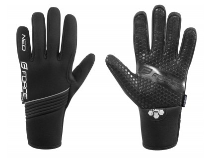 rukavice zimní neoprén FORCE NEO