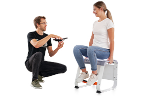 Jak změřit sedací kosti
