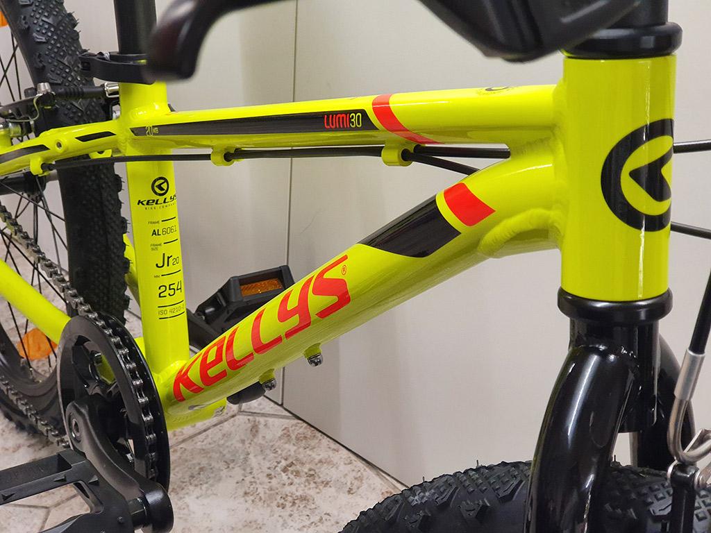 "KELLYS Lumi 30 Neon Yellow 20"""