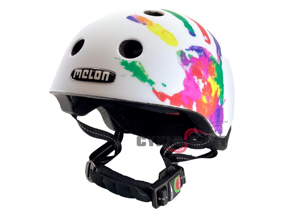 Melon Handprint helma na brusle