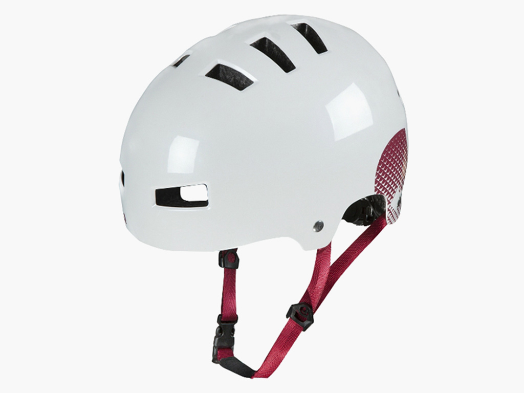 ada02016e43 BMX helma Limar 360° (white) - Cykloport