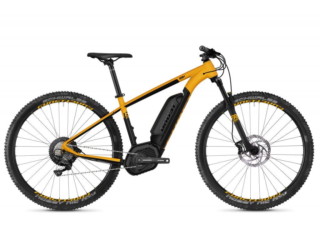 Ebike Teru B5.9 - Yellow / Black