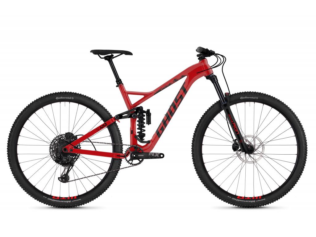 Slamr 2.9 - Red / Black