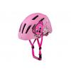 ruzova detska prilba Limar 224 Superlight (Pink Teddy Bear)