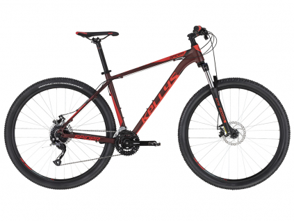 Kellys Spider 10 Red 29 2020 MTB kolo