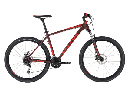 Kellys Spider 10 Red 27.5 2020 MTB kolo