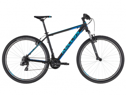 Kellys KELLYS MADMAN 10 BLACK BLUE 26 HORSKÉ KOLO horské kolo