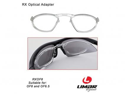 dioptrická vložka pro brýle Limar OF08 a OF6.5