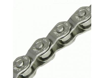řetěz KMC HL1 niklovaný povrch - odstín stříbrná, starší označení HL-710