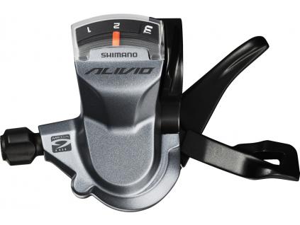 SHIMANO řadící páčka ALIVIO SL-M4000 levá 3 rychl bal