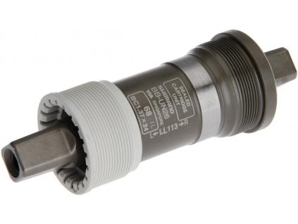 SHIMANO středové složení ALIVIO BB-UN26 osa 4hran 68 mm 113 mm BSA