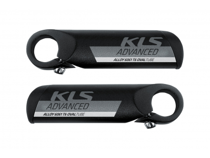 Nástavce-rohy KLS ADVANCED black