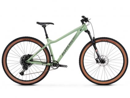 Kross dust 1 0 zielony grafitowy polysk panske horske kolo 29 palcu