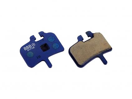 BBB brzdove desticky BBS 45