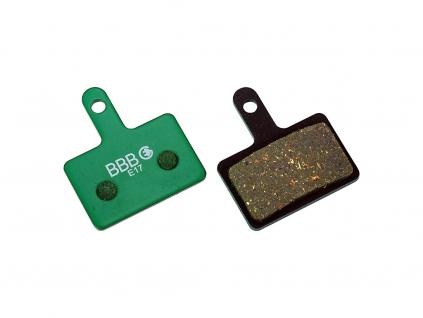 BBB brzdove desticky BBS 53E