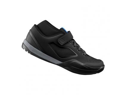 SHIMANO MTB obuv SH-AM701ML, černá, 47
