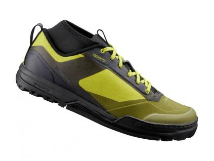 SHIMANO MTB obuv SH-GR701ML, žlutá, 48