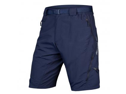 Volne kalhoty na kolo Endura Hummvee II kraťasy pánské (námořnická) E8064NA