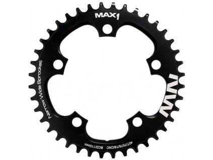 převodník MAX1 Narrow Wide BCD 110 mm 40z černý