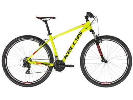 Kellys pider 10 Neon Yellow model 2021 horske kolo 29 palců