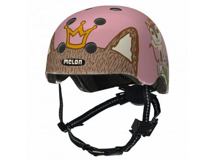 Dětská helma na kolo Melon Toddler Miez