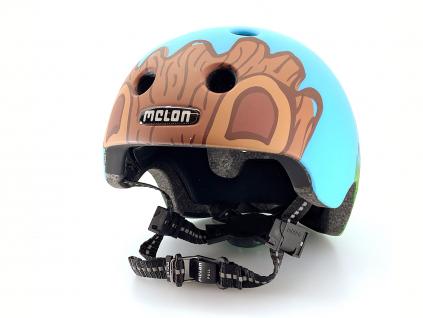Dětská helma se lvem MELON TODLER LEO