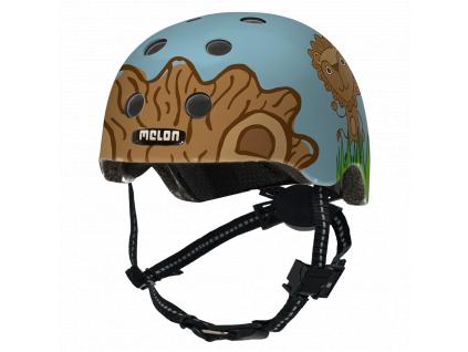 Dětská helma na kolo Melon Toddler Leo