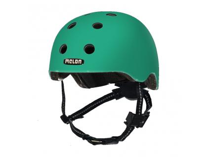 Dětská helma na kolo Melon Toddler Rainbow-Green
