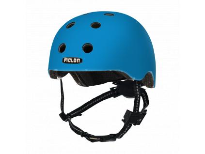 Dětská helma na kolo Melon Toddler Rainbow-Blue