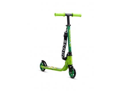Koloběžka S'COOL FlaX 8.1   Zelená