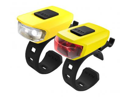 Osvětlení set KLS VEGA USB, yellow