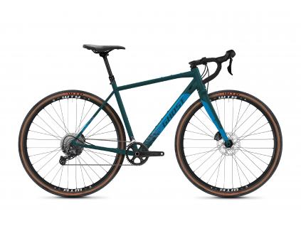 GHOST ROAD RAGE ESSENTIAL-Zelené gravel bike 28 2021
