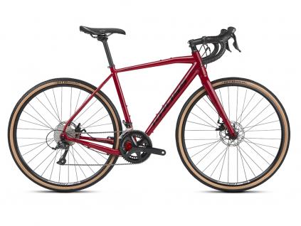 KROSS ESKER 2.0 2021 (red/black) | Pánské Gravel bike kolo