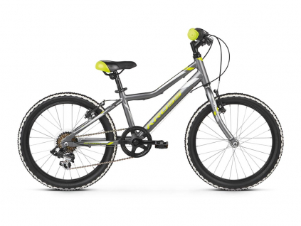 Kross HEXAGON MINI 1.0 SR (Graphite/lime/silver) 2021