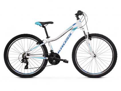 Kross LEA 1.0 SR (White/blue) 2021