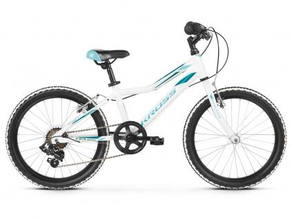 Kross LEA MINI 1.0 SR (White/turquoise) 2021