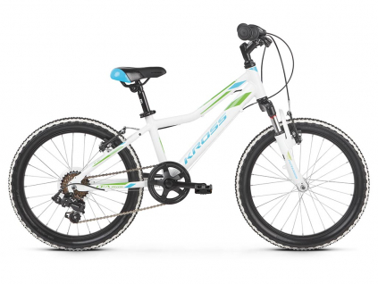 Kross LEA MINI 2.0 SR (White/blue/green) 2021