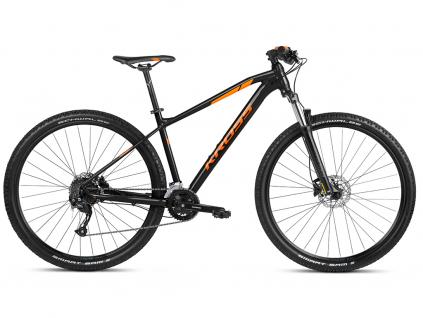 Kross LEVEL 1.0 SR (Black/orange) 2021