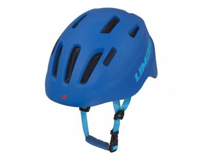 modra detska helma limar matt blue1