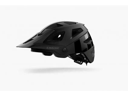 Enduro helma Limar DELTA 2021 (matt black) (Velikost L (57-62 cm))