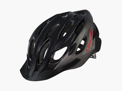 černá helma na kolo Limar scrambler