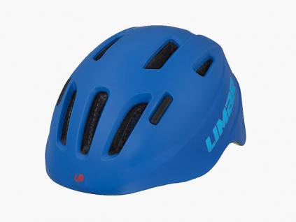 modra detska helma Limar 224 Superlight (matt blue)