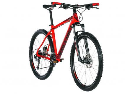 Horske kolo kellys spider 30 cervena