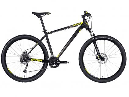 Horske kolo cerno zluta barva M30