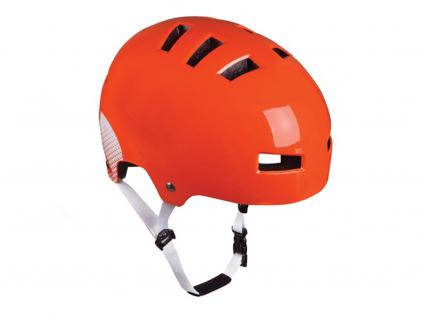 bmx helma oranzova360 multi sport helmet